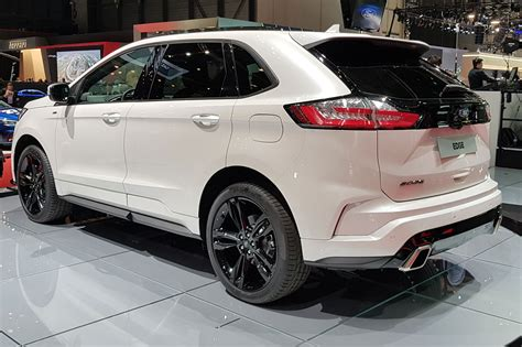 New Ford Edge: updated SUV arrives at Geneva 2018 by CAR