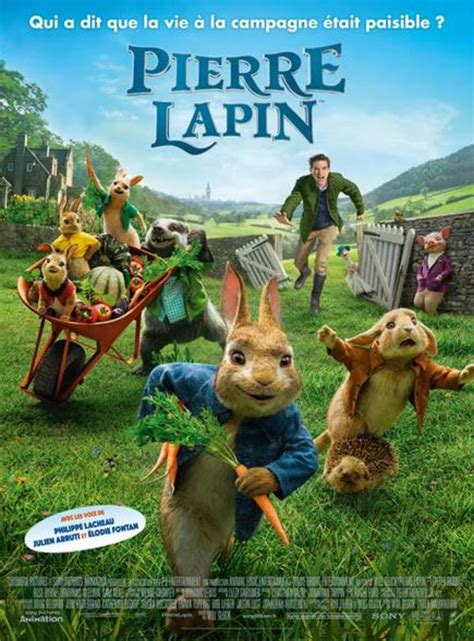 Pierre Lapin (2018) : Bande-annonce 3 - VF
