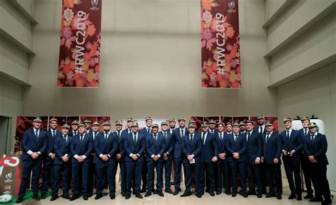 Irish Rugby | Ireland Welcomed To Rugby World Cup 2019