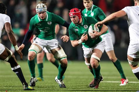 Irish Rugby | Ireland Under-20 Team Selected For World