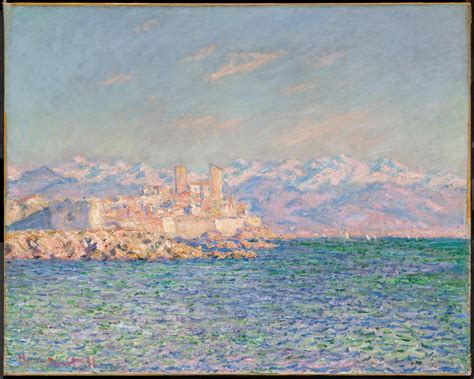 Antibes, Afternoon Effect   Museum of Fine Arts, Boston