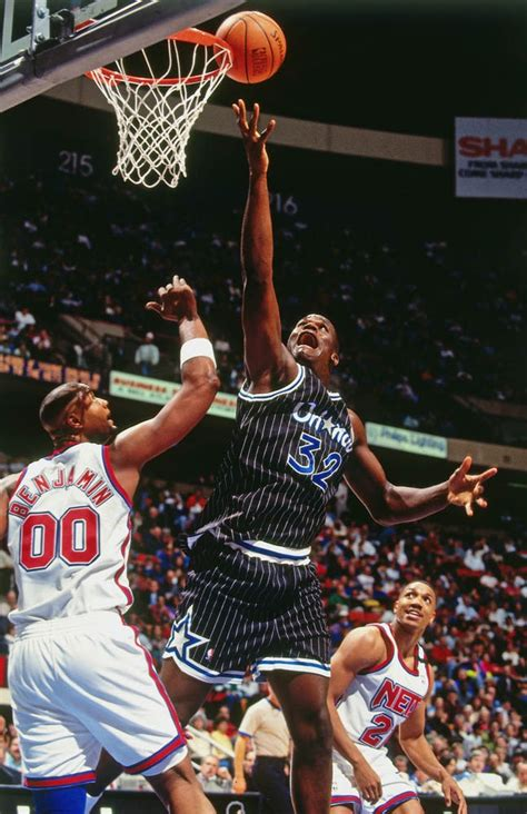 Ranking Shaquille O'Neal's Best Magic Performances