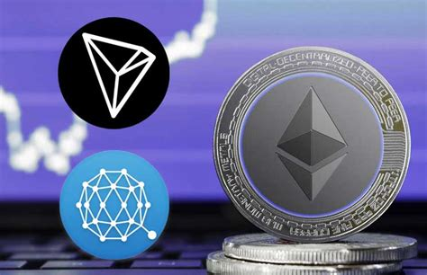 Ethereum Blockchain Challengers Tron and Qtum Look to