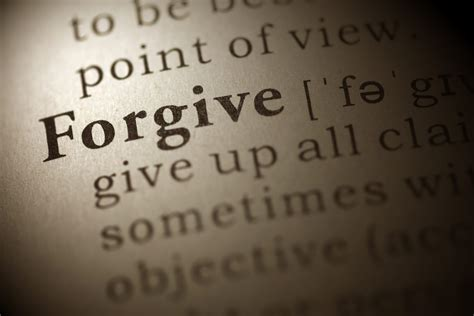 Are There Times When We Shouldn't Forgive? - Marriage