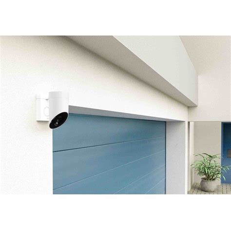 Camera Outdoor SOMFY - Grise 2401563 Accueil