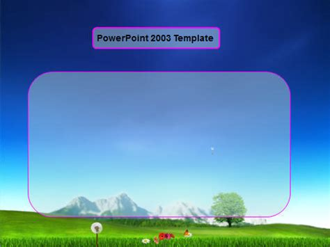 How to Create Your Own PowerPoint 2003 Templates