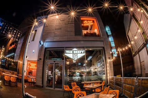 The Beefy Boys 'Meat Boutique' - Burgers, Beers