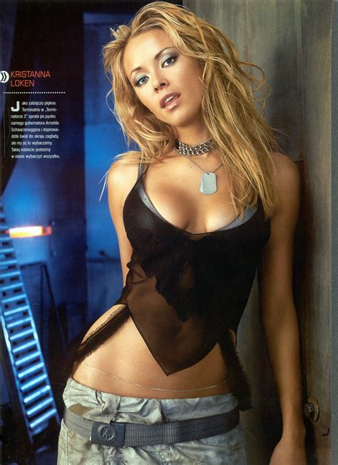 Pictures of Kristanna Loken, Picture #228012 - Pictures Of