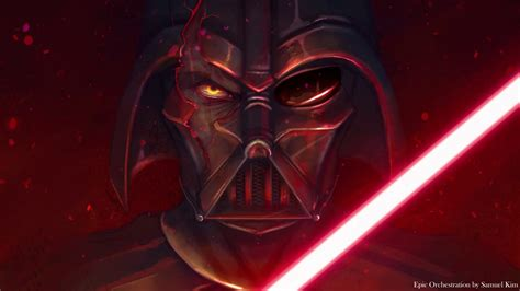 Star Wars: Imperial March x Battle of The Heroes ★ EPIC