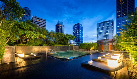 A Guide To Bangkok's Rooftop Pools