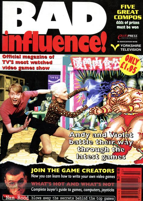 Bad Influence Magazine – The Gremlin Graphics Archive