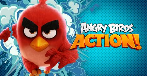 Angry Birds Action! Hits Google Play, Right in Time For