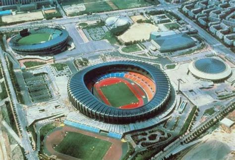 Seoul Olympic Stadium - The 50 Best Buildings In Olympic