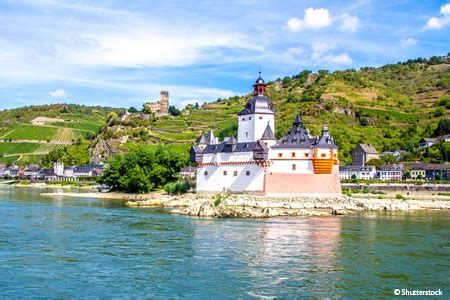 Romantic Rhine River Cruises through Germany and Holland