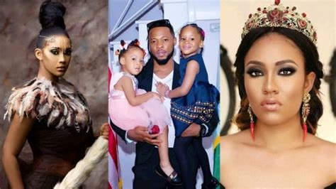 Flavour Allegedly Proposed To Anna Banner Before Welcoming