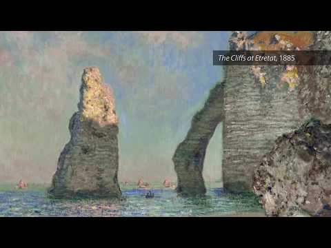 Masterpieces from Paris - LEARN MORE  Claude MONET