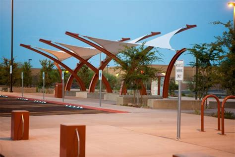 Tensile Fabric Structures Portfolio | Tension Structures