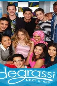 Degrassi: Next Class complet en streaming vf complet 1080 HD