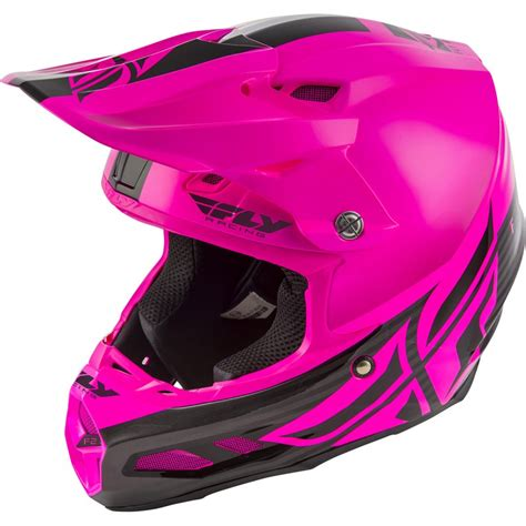CASQUE FLY F2 MIPS SHIELD 2019 NOIR/ROSE - Cycles Evasion