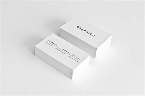 Simple Personal Business Card - 30 ~ Business Card