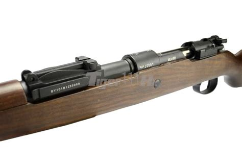 S&T Metal Kar98K Gas operated Bolt action Rifle (Wood