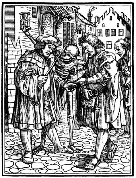 The Project Gutenberg eBook of The Dance of Death, by Hans