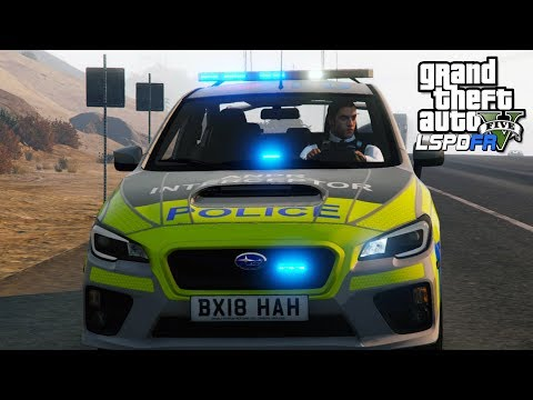 Unmarked Vapid Police Cruiser Utility (Scout) [Add-on