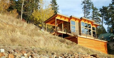A Beautiful Rustic Abode on a Steep Slope - Page 2 of 2
