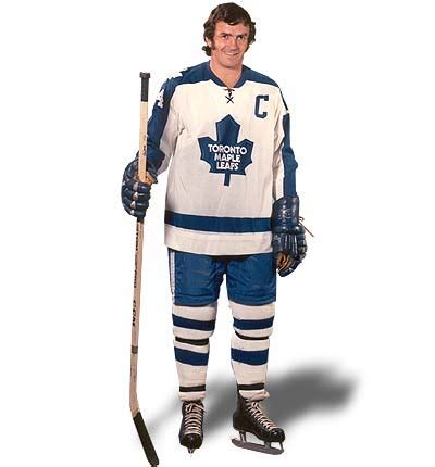 Keon, Dave -- Honoured Player -- Legends of Hockey