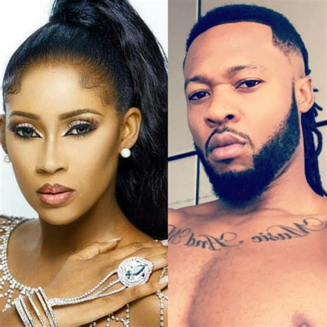 Flavour And Sandra Okagbue Are Back Together - Celebrities