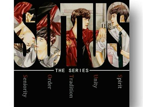 7 reasons WHY Sotus is the best Thai BL to me ♛   K-Drama