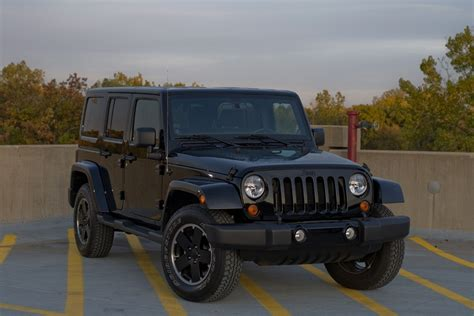 2012 Jeep Wrangler Unlimited Altitude Edition 4X4 Gallery