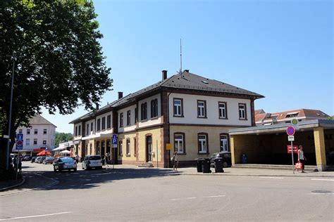 Bad Säckingen station - Wikipedia