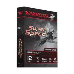 CARTOUCHES WINCHESTER SUPER SPEED GENERATION 2 50G CAL 12