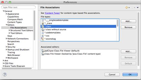 Setting Up JadClipse and JAD Decompiler in Eclipse