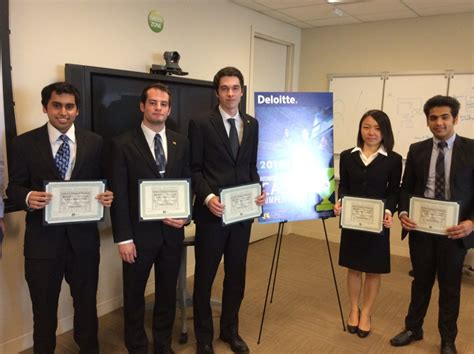 Deloitte Consulting 3rd Annual Case Competition | Drexel LeBow