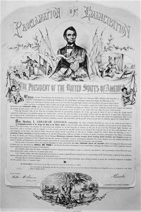 Emancipation Proclamation | Facts, Summary, & Significance