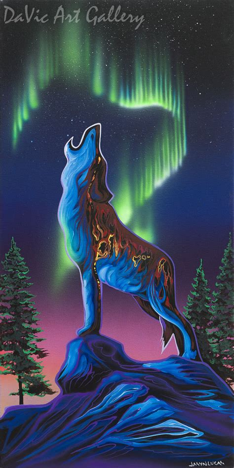 'Independence' by Jasyn Lucas - Woodland Art | Native