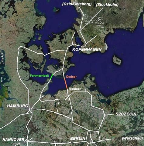 Intercontinental and transoceanic fixed links | Wiki